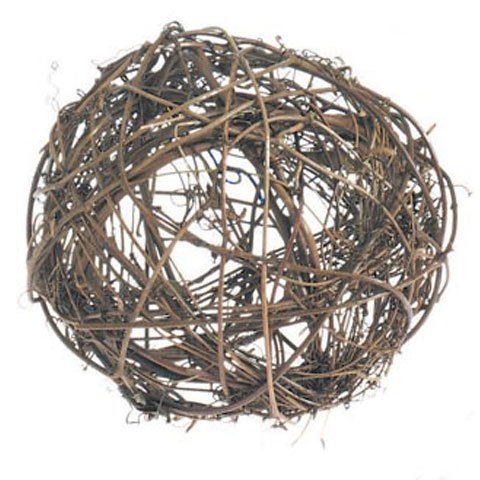 - Bulk Buy: Darice DIY Crafts Grapevine Ball Natural 4 inches (6-Pack) 2827-55