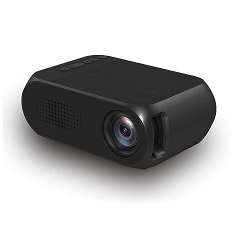 QSBY Proyector de Cine en casa Inteligente LED hogar Pico ...