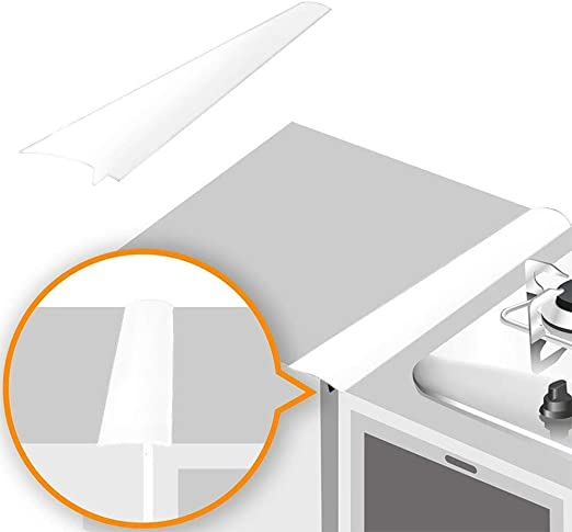 Amazon Com Linda S Silicone Stove Gap Covers 2 Pack Heat