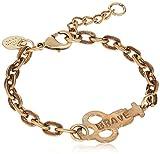 The Giving Keys Never Ending Bracelet BRAVE