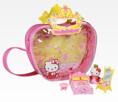 Hello Kitty Playset  Princess Bedroom by Sanrio