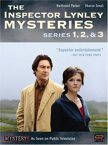 The Inspector Lynley Mysteries Series 1, 2, & 3 by WGBH BOSTON
