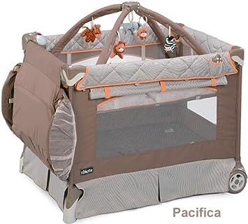 Amazon.com: Chicco Lullaby corralito W/Electrónica Pacifica ...
