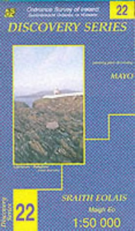D22 Mayo Belmullet 1:50,000 Eire (Irish Discovery Series)