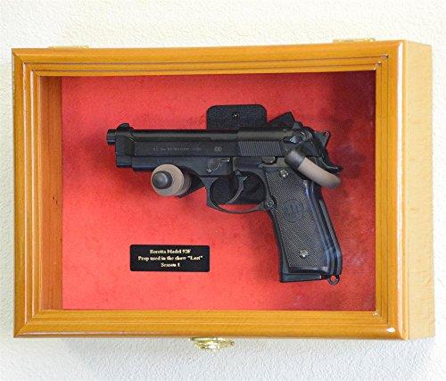 wall mount rifle display case - 2
