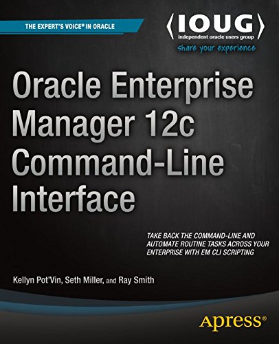 Oracle Enterprise Manager 12c Command-Line Interface Reader