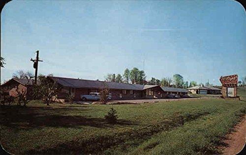 Amazoncom Twilight Motel Zanesville Ohio Original Vintage