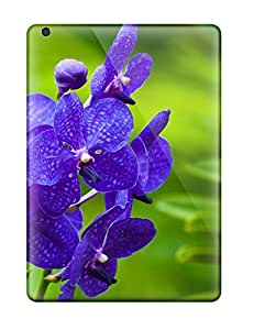 New Arrival Ipad Air Case Orchids Case Cover