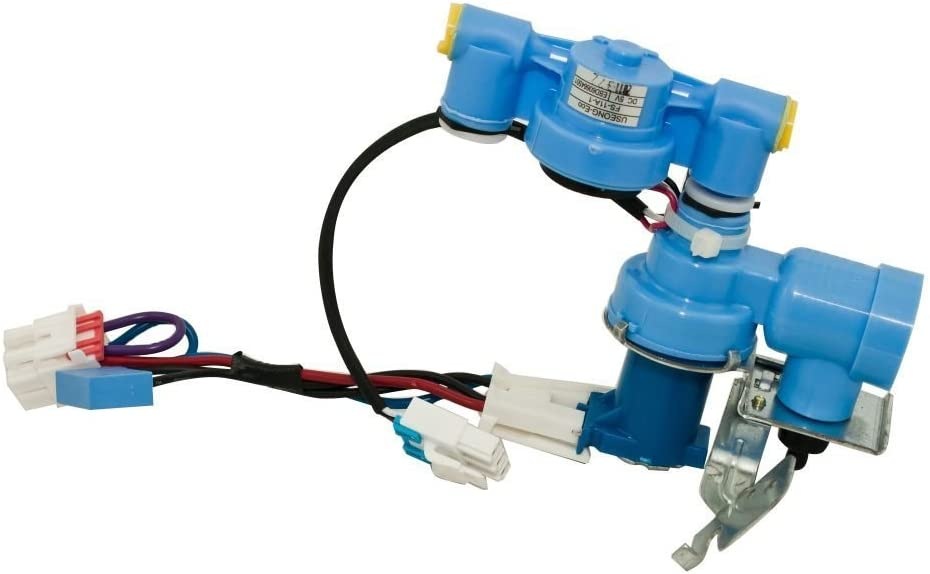 Edgewater Parts 5221JB2006A Ice Maker Water Inlet Valve Compatible With LG Refrigerator