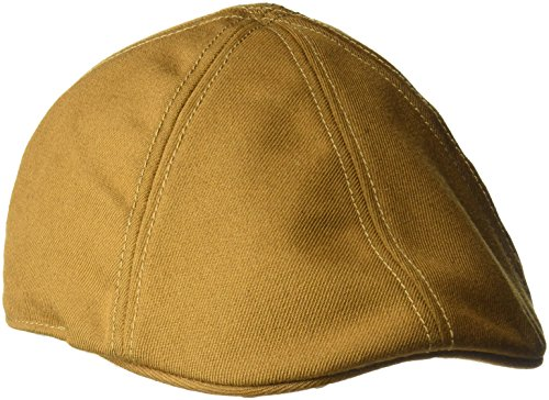 Goorin Bros. Men's Old Town Wool Blend Ivy Newsboy Hat, Brown, Medium