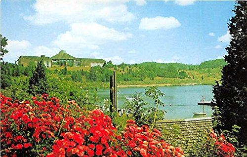 - Headquarters at National Seashore Park Cape Cod Massachusetts Postcard