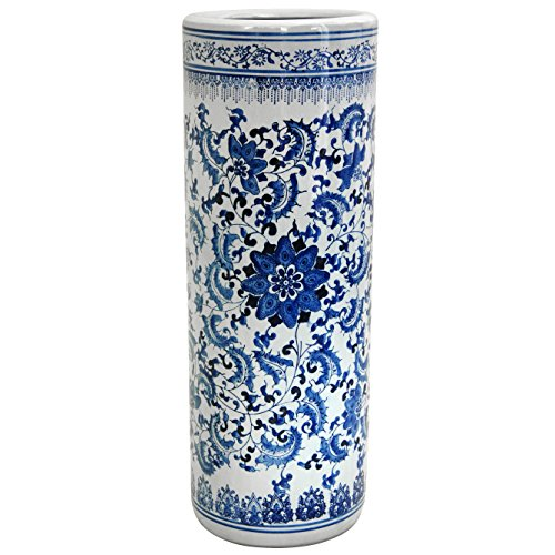 Top 10 recommendation ceramic umbrella stand blue and white