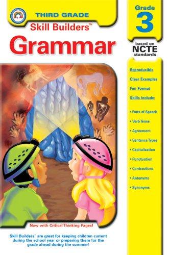 Grammar: Grade 3 (Skill Builders)