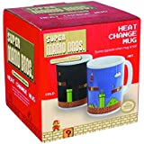 Super Mario Brothers Heat Changing Ceramic Coffee Mug - Collectors Edition