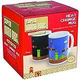 Super Mario Brothers Heat Changing Ceramic Coffee Mug - Collectors Edition