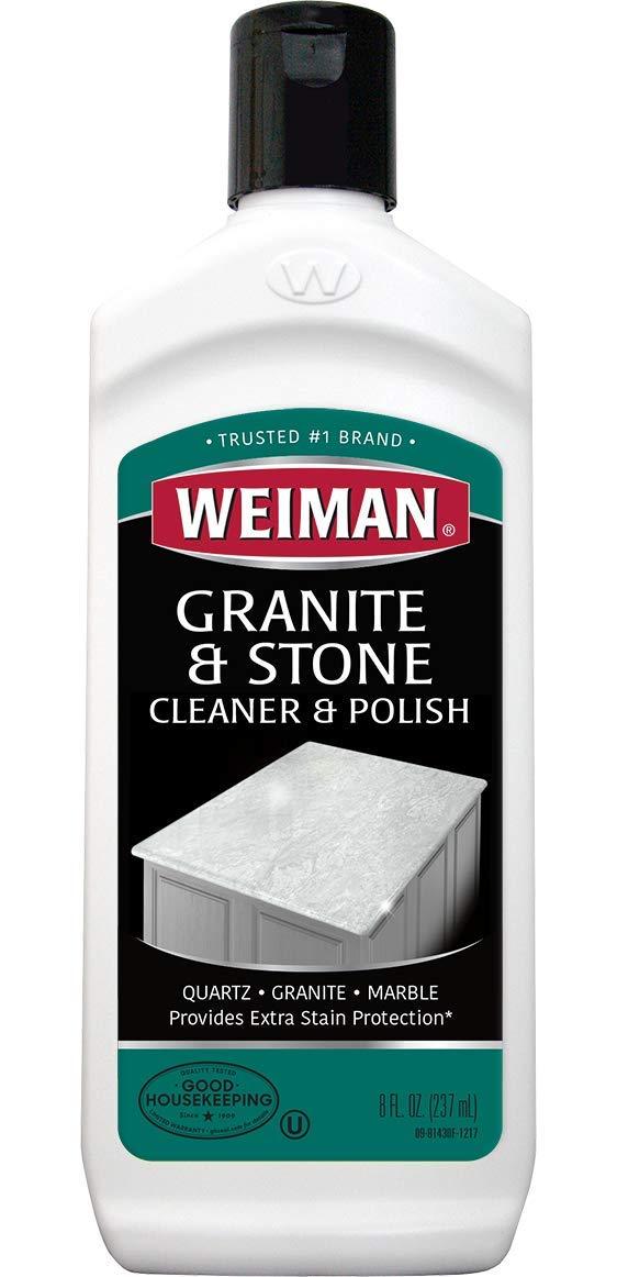 Weiman Granite Cleaner & Polish - 8 oz