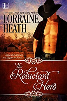 The Reluctant Hero (English Edition) por [Heath, Lorraine]