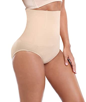 ae6fc0fabb Joyshaper High Waisted Knickers Women Tummy Control Slimming Butt Lifter  Panties Hip Enhancer Body Shaper Shapewear