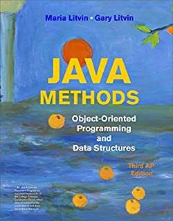 Java Methods: Object-Oriented Programming and Data Structures (0982477562) | Amazon Products