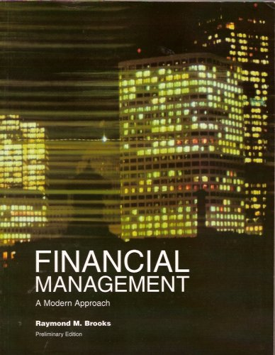 financial management core concepts raymond brooks pdf