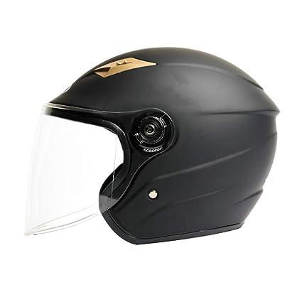 Lightweight Motorcycle Helmet >> Amazon Com Ysayc Motorcycle Helmet Open Face Outdoor