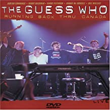 The Guess Who - Running Back Thru Canada
