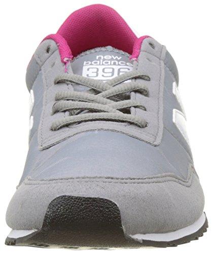 New Balance U396 D Unisex-Erwachsene Sneaker Grau-Rosa