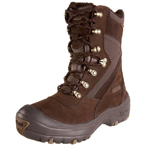 Hi-Tec Mens V-Lite Eiger Lace 200 Insulated Boot Dark Chocolate/Brown/Taupe aOq2zwiR