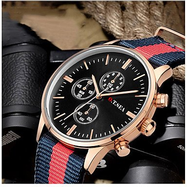 Relojes Hermosos, Hombre Reloj Deportivo Reloj Militar Reloj de Vestir Reloj de Moda Reloj de