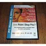 Jasc Paint Shop Pro 7 (PC Home & Office)