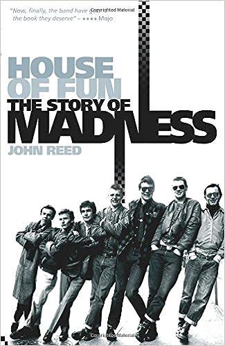 Madness >> Madness House Of Fun Amazon Co Uk John Reed Omnibus Press