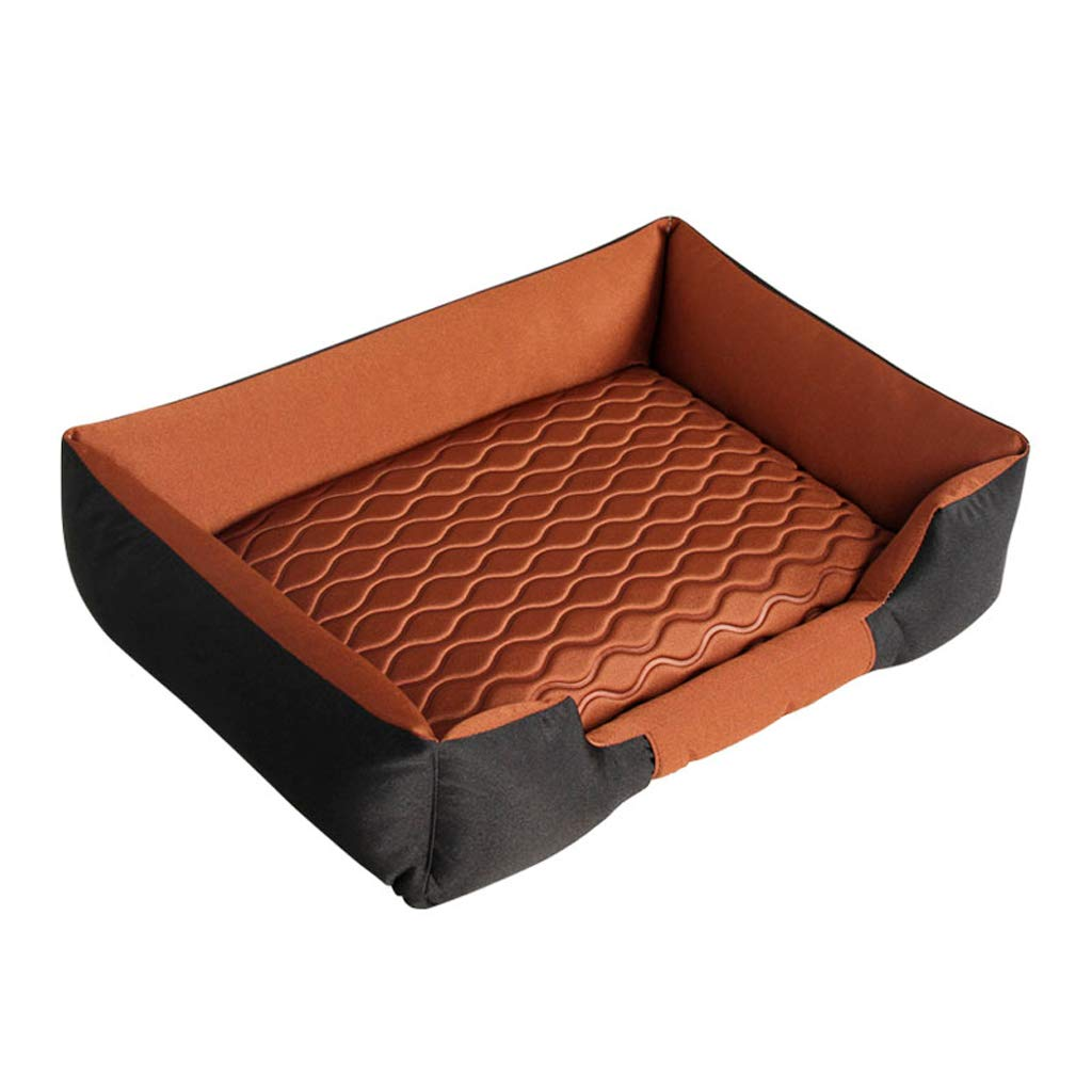 M Beds & Furniture The Cat and Dog Bed Is Soft and Comfortable for Cats and Dogs. The Washable Cat and Dog Bed Is Equipped with Detachable Cushions Beds & Furniture (Size   M)