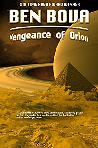 book cover of Vengeance of Orion