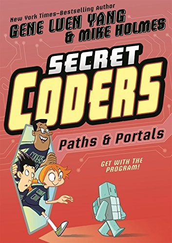 secret coders book 2 buyer's guide