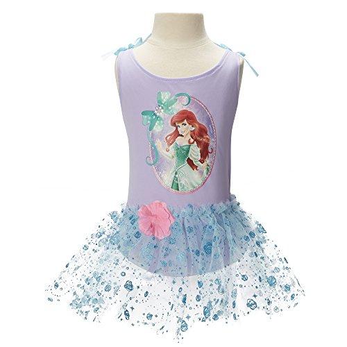 Disney Princess Ballet Tutu and Leotard Ariel (Ariel Tutu)