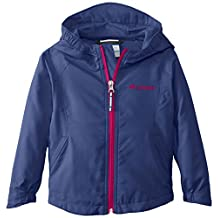 Columbia Girls 7-16 Splash Flash Hooded Softshell