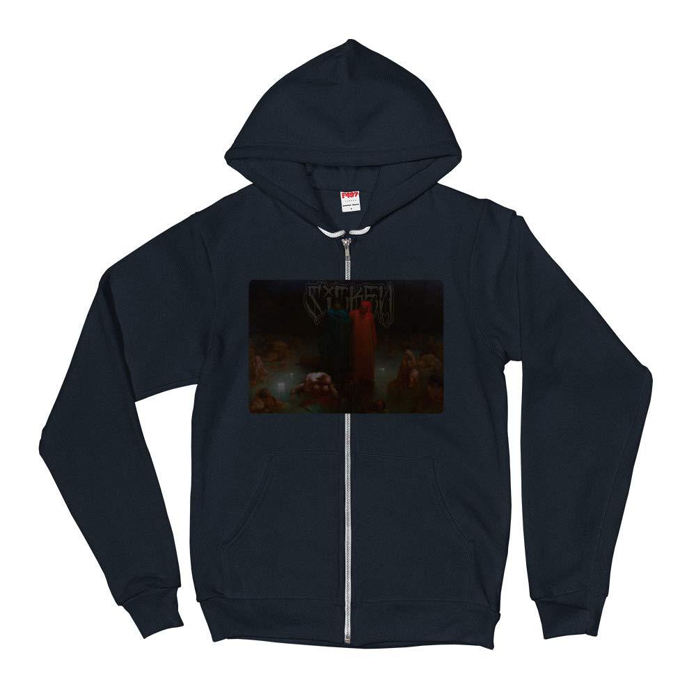 Sicken Clothing Eternal Zipped Hoodie