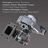 maXpeedingrods T3 T4 T04E T3/T4 Turbo 0.63A/R