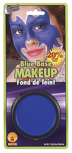 [Rubie's Costume Co Grease Paint Makeup-Blue Costume] (Smurf Costume 2 Year Old)