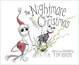 flip to back flip to front - Who Directed Nightmare Before Christmas