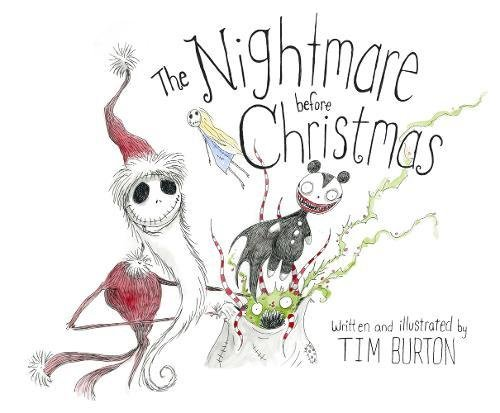 The Nightmare Before Christmas: 20th Anniversary Edition]()