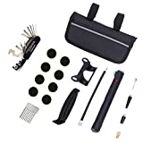 Pride&Proud Mountain Bike Bicycle Tire Repair Kit Multi-tool Combination Tool Repair Tool