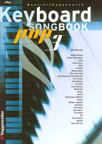 Price comparison product image Keyboard Songbook Pop 3.