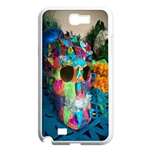 C-Y-F-CASE DIY Color Skull Pattern Phone For Case Ipod Touch 5 Cover
