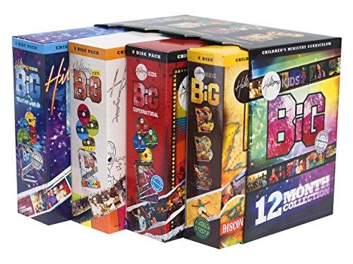 Hillsong Kids BiG: 12 month collection Series - Kids Australia Store