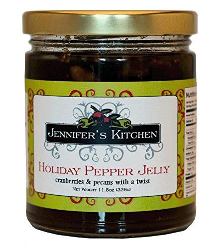 Jennifer's Kitchen Bespeckle Jelly, Holiday