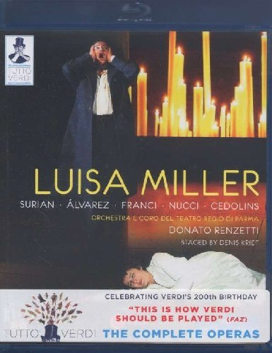 Giorgio Surjan - Luisa Miller (Blu-ray)