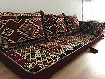 Orient Orientalische Sitzecke Traditionell Orientalische Sitzgruppe