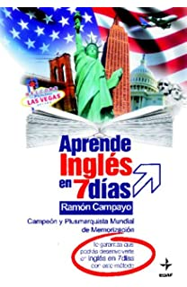 APRENDE INGLES EN 7 DIAS (Spanish Edition)