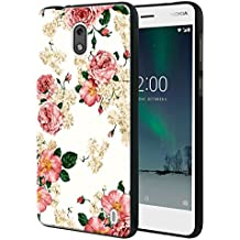 Nokia 2 Case, Harryshell Lightweight Slim Thin Tpu Gel Skin Flexible Soft Rubber Protective Case Cover for Nokia 2 (A-2)
